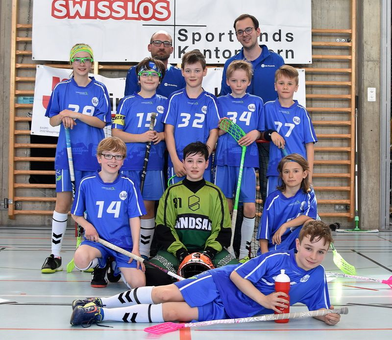 Junioren D1 Saison 2017 / 2018